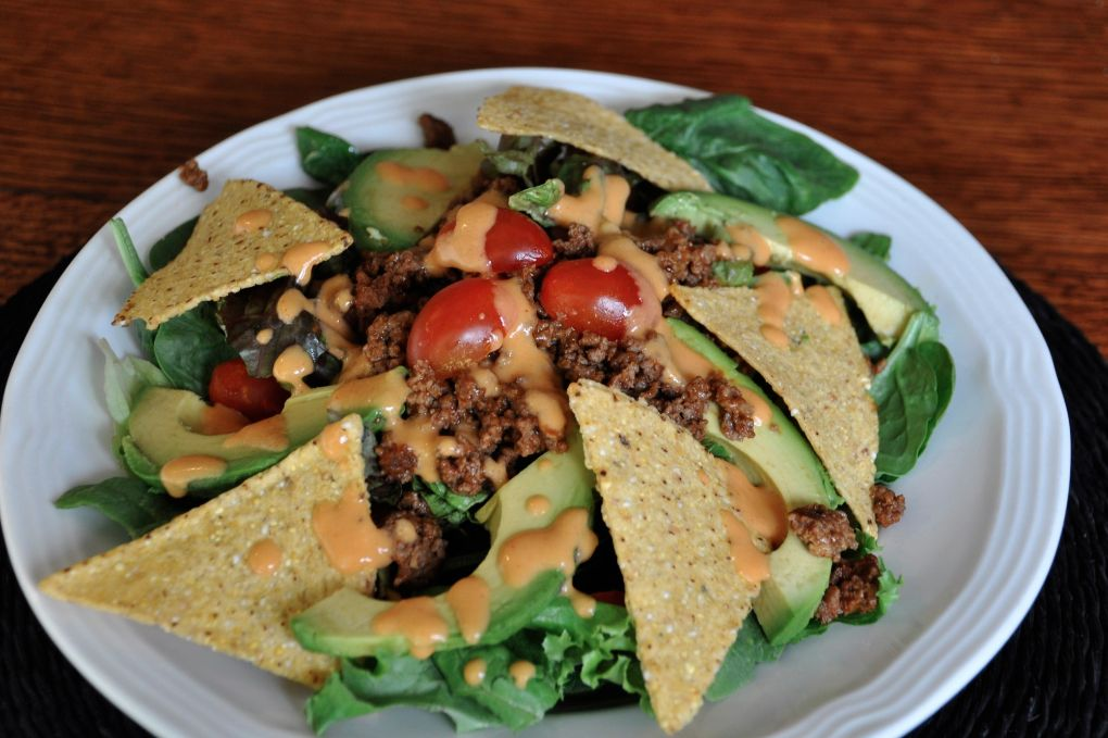 Taco Salad to Die For