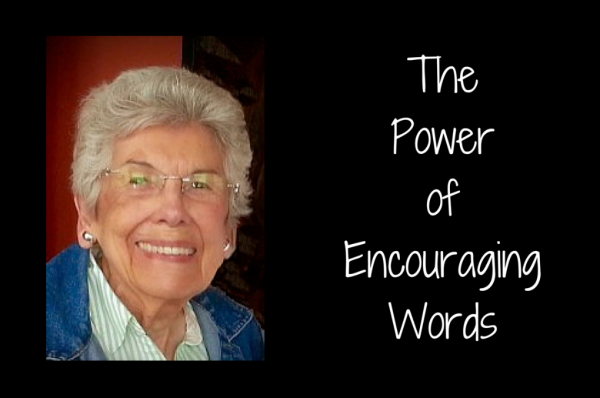 The Power of Encouraging Words (1)