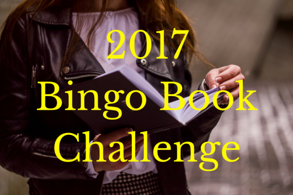 2017 Bingo Book Challenge